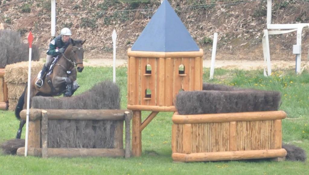 Mourmelon : Quercioso d'Aurois victorieux