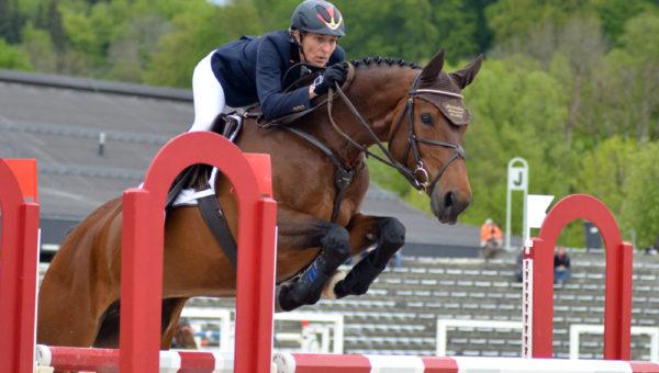 Luhmühlen : victoire pour Ingrid Klimke !