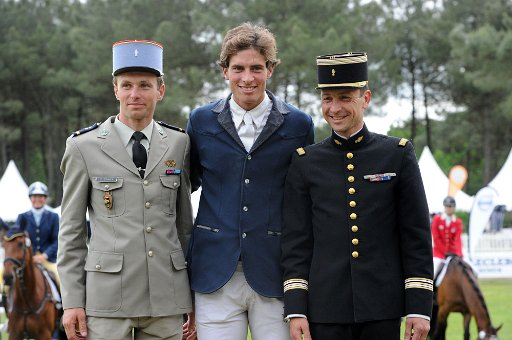 Deux Français vainqueurs à Saumur !