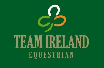 L'équipe Irlandaise aux JEM