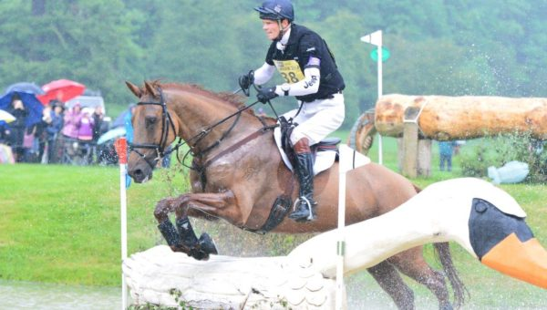 ITW de William Fox-Pitt en stage à Bordeaux