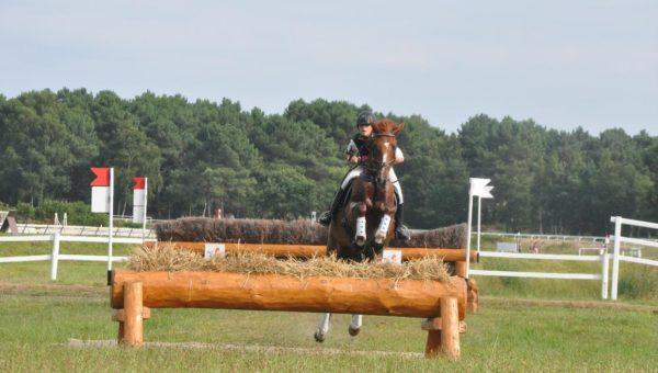 Justine Bonnet : championne de France Jeune Cav
