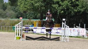 Saumur : belle victoire de Maicke Bleuzé