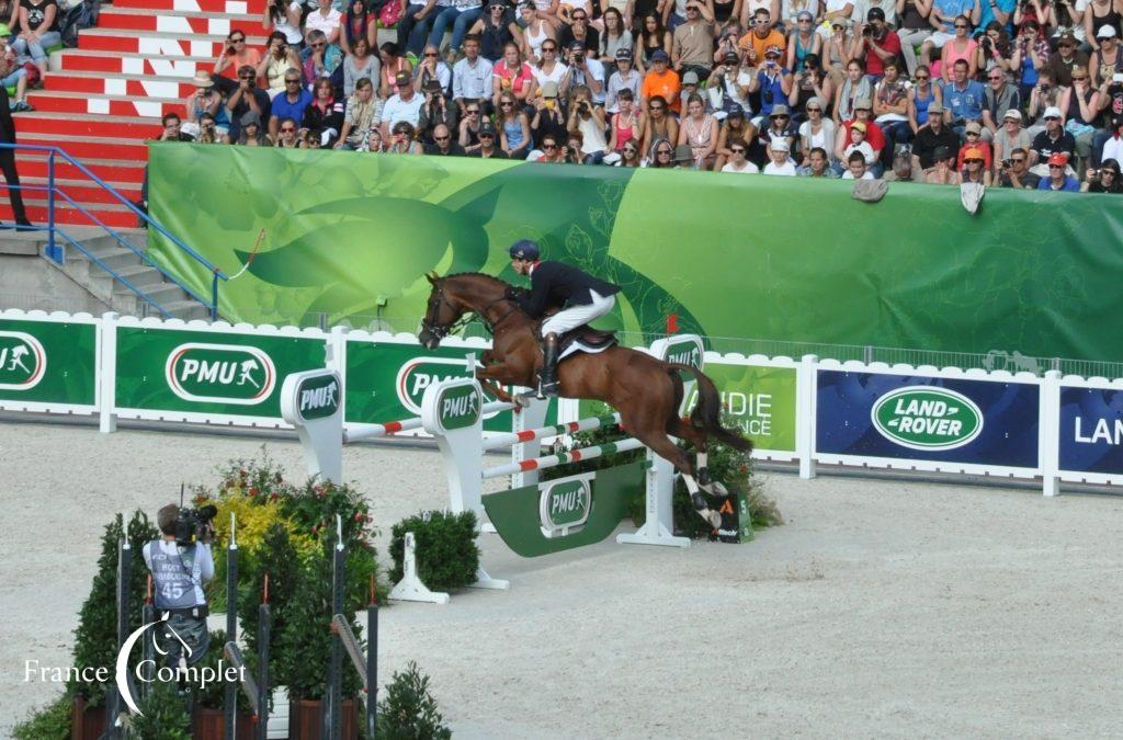Stage avec William Fox-Pitt en Ile de France