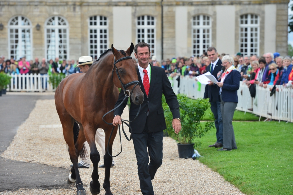 Burghley : Mark Todd reprend le leadership de l'épreuve !