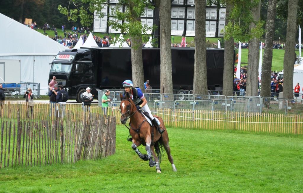 JEM : Pascal Leroy : «les chevaux sont très à l'effort»