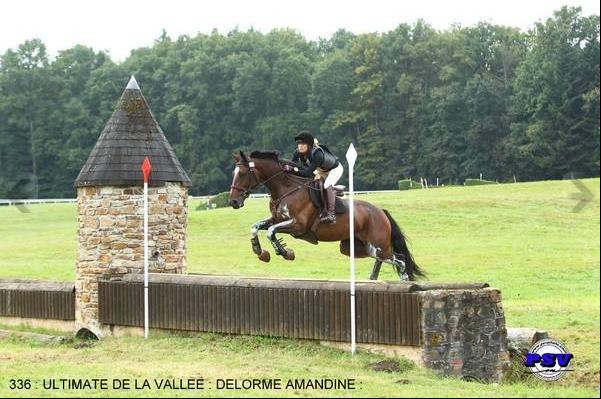Amandine Delorme, en route vers les 7 ans Amateur 2015 !