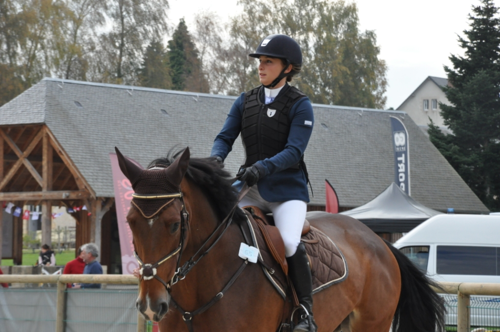 Caroline Aeberli : en route pour Chatsworth !