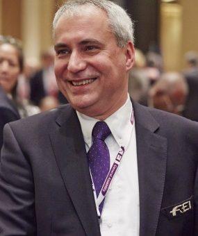 Ingmar de Vos, nouveau Président de la FEI