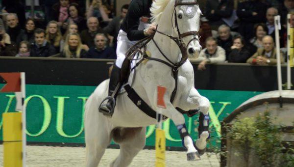 Sidney Dufresne s'impose à Stuttgart !