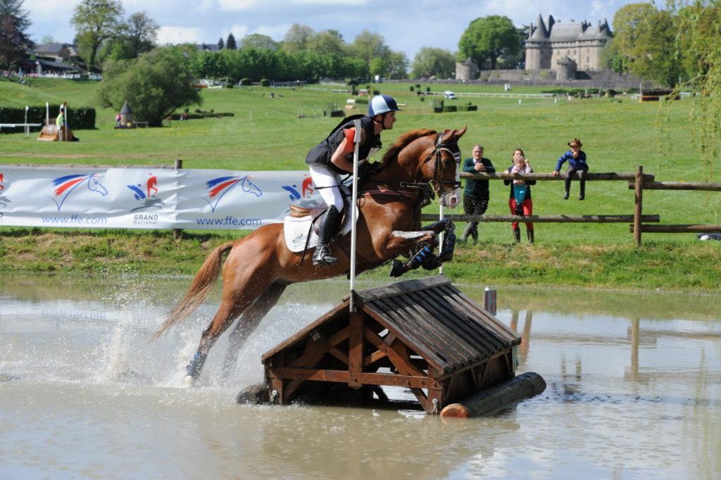 Louis Seychal : Champion des Ecoles Européennes d'Equitation !
