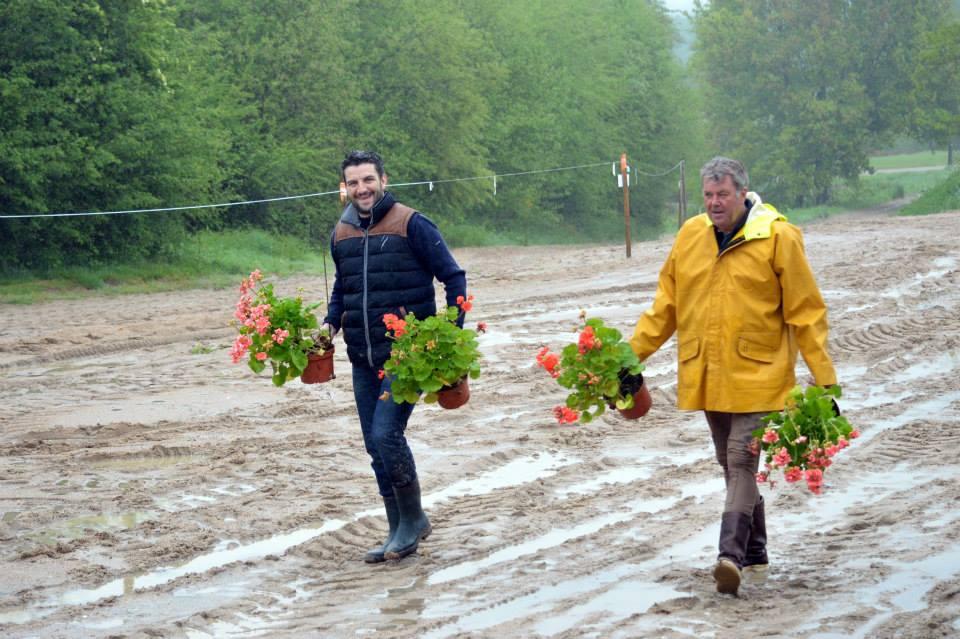 Sandillon : concours pluvieux, concours heureux !