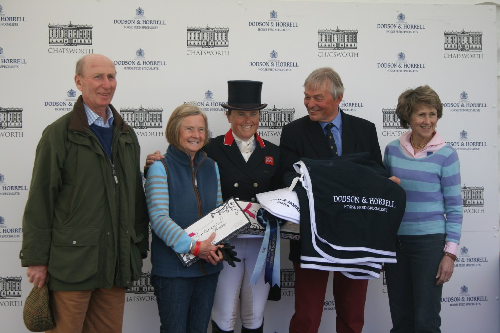 Chatsworth : Pippa Funnell gagne le CIC3*
