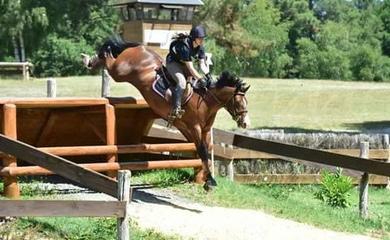 Saumur : Urielle de Bel Air, meilleure 7 ans Amateur