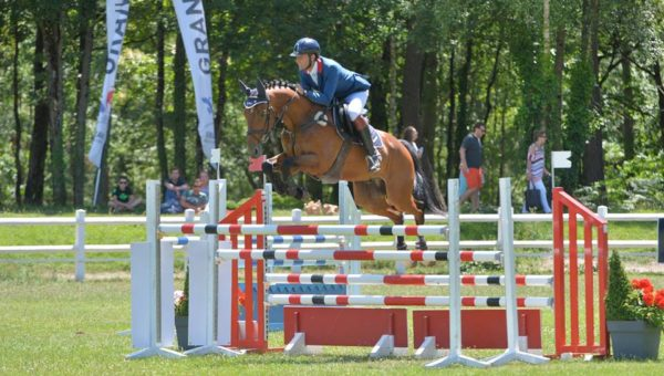 Saumur : victoire de Jean-Lou Bigot !