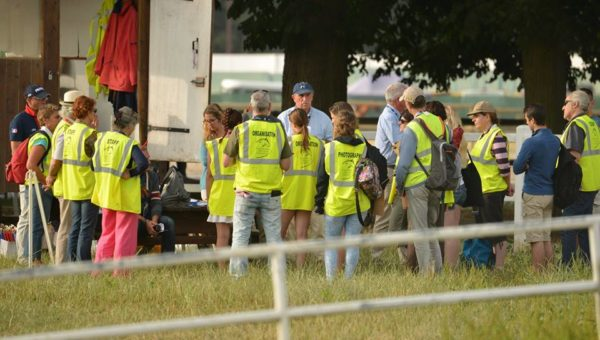 2016, l'année 2 du pôle des bénévoles de France Complet