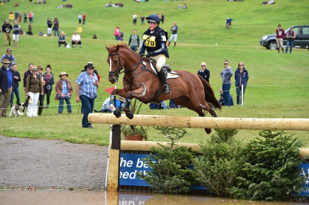 HARTPURY – Du beau Spectacle sur le Cross !