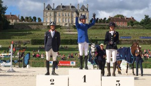 Grand Complet : Andrew Hoy magistral !