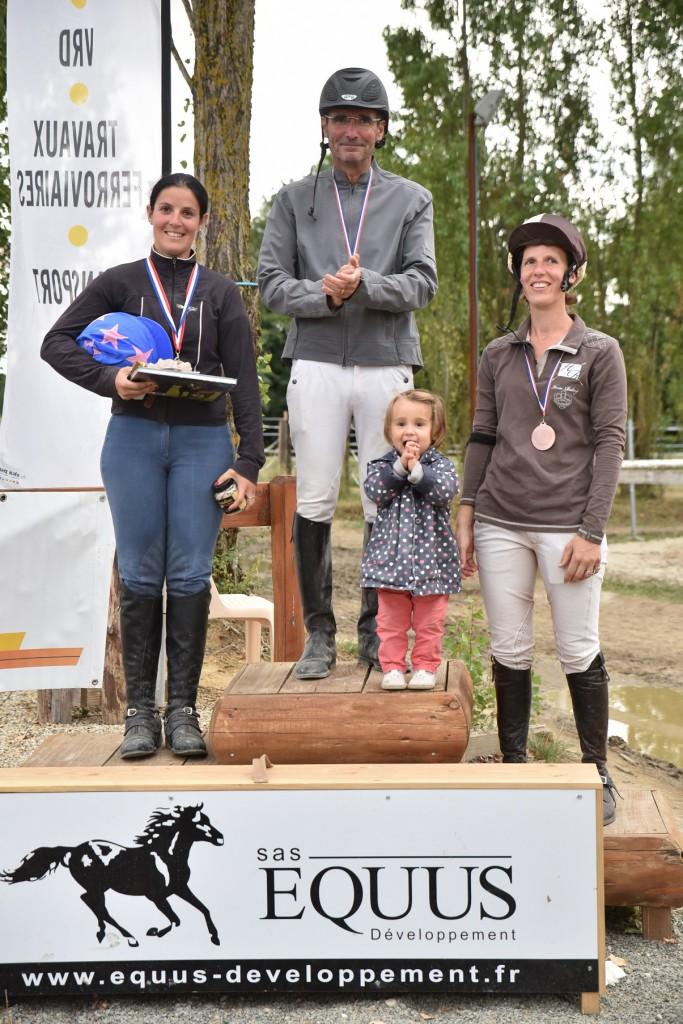 Sandrans : Alexis Roques remporte la Pro 1