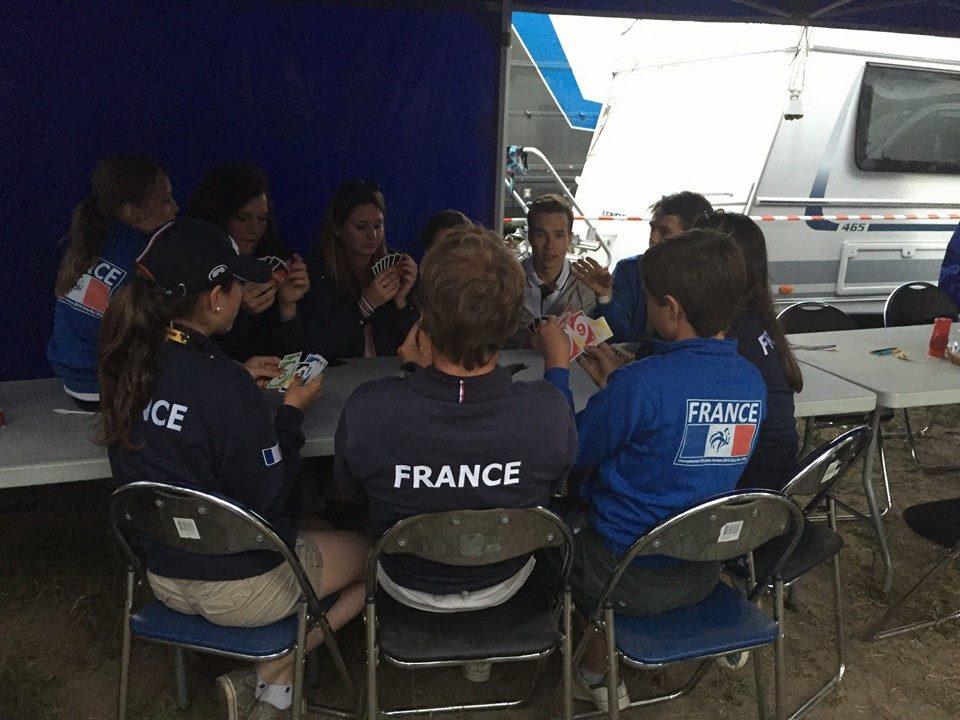 Europe Junior : les Français jouent cartes sur table !