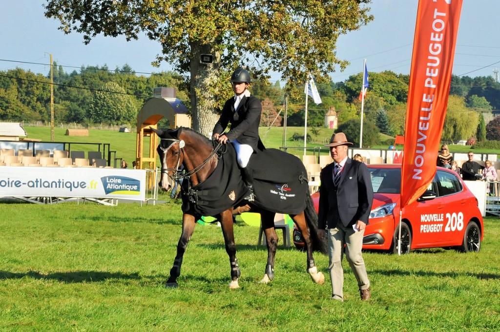 Un podium Amateur France Complet au Pouget !