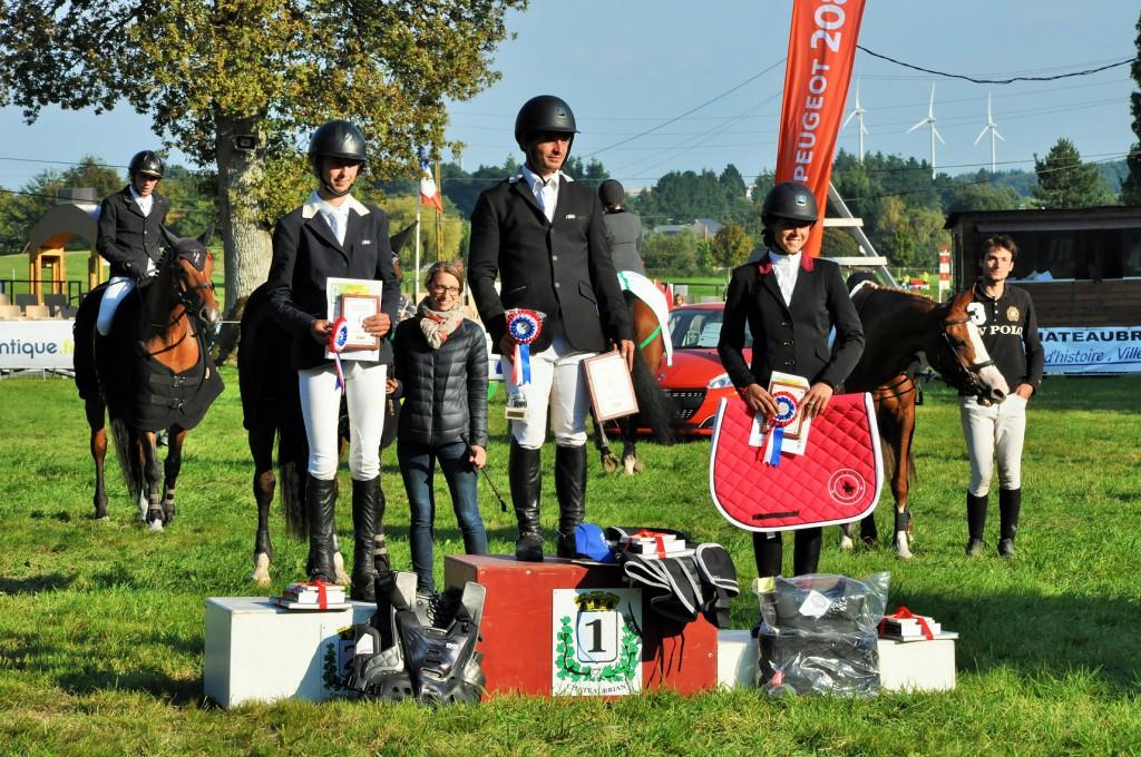 Podium 7 ans Amateur France Complet