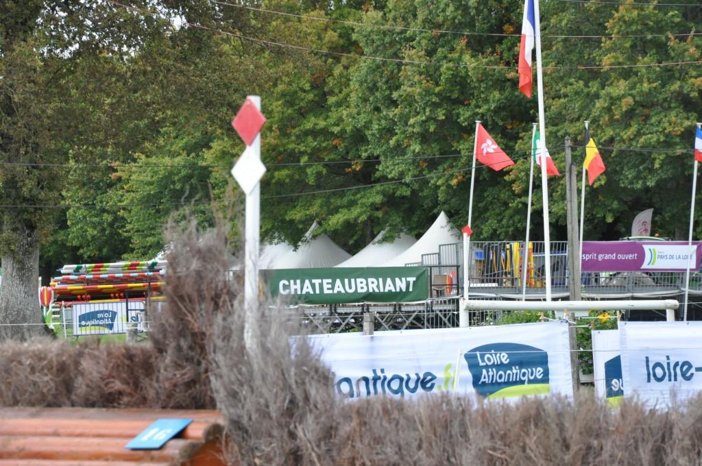 Châteaubriant : Marine et Up to the Moon 2ème au provisoire !