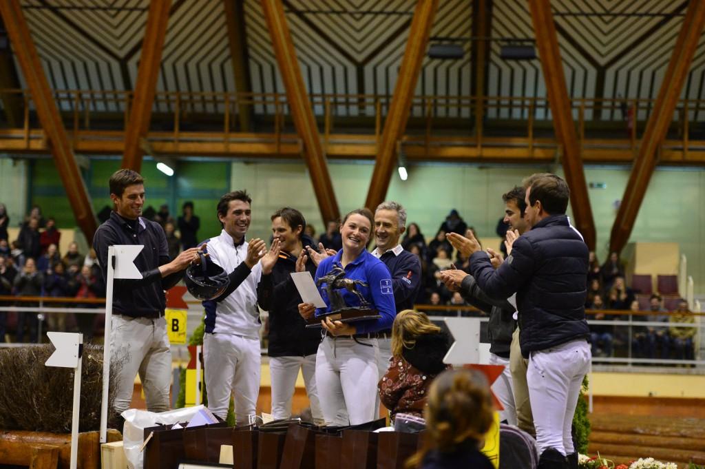 Cross indoor : Romane Yacovleff victorieuse !