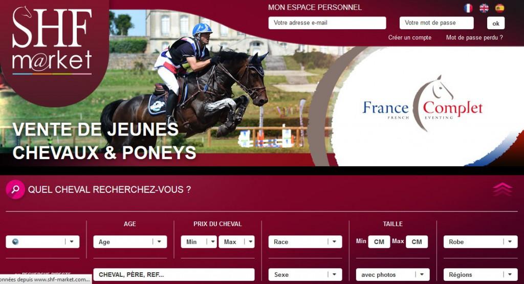 Nouveau : SHF Market / France Complet !