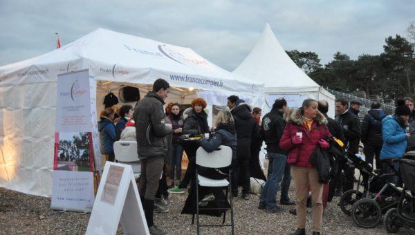 Fontainebleau J1 : inauguration réussie !