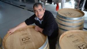 Bruno CURASSIER, artisan vigneron : un ami qui nous soutient !