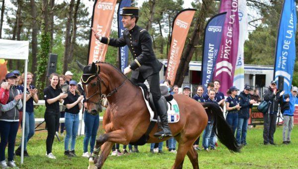 Arnaud Boiteau : «Je n'envisage pas le sport sans la recherche de la performance.»