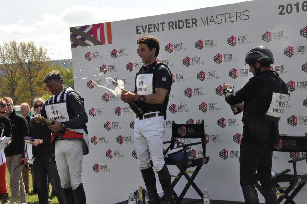Chatsworth : les Français achètent le podium !