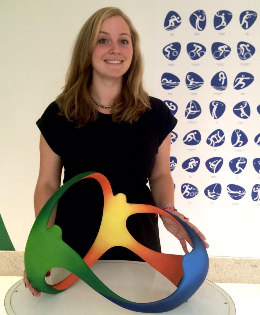 Portrait d'adhérente : Amélie Bouan, au cœur des Jeux !