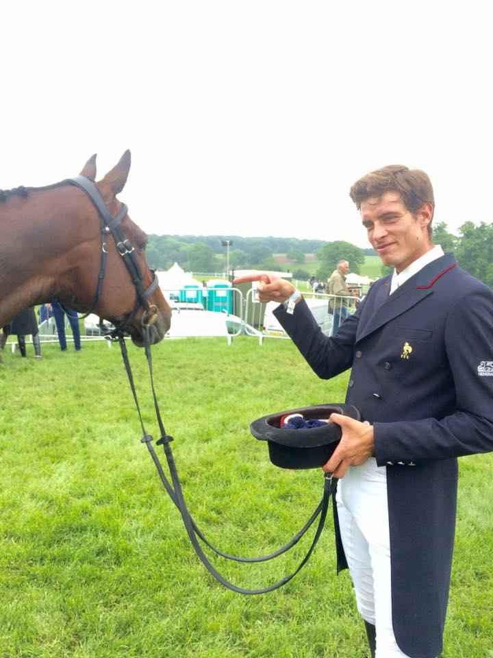 Bramham : Maxime Livio dans le top 5 !