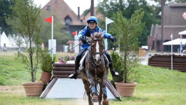 La sélection des poneys pour les Europe