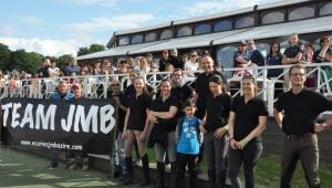 Stage à Lamotte pour les gagnants de l'Amateur Team