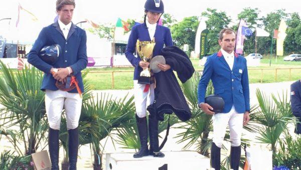 Bazoges : victoire de Maia Vanel !