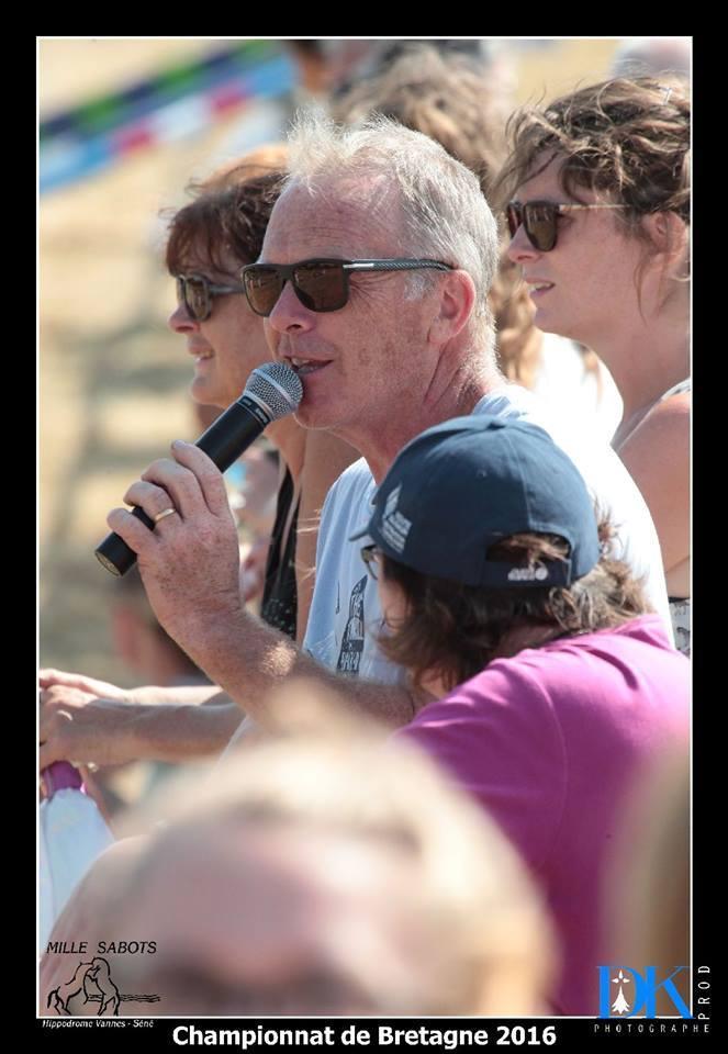 Alain Le Jeune, Président de Mille Sabots