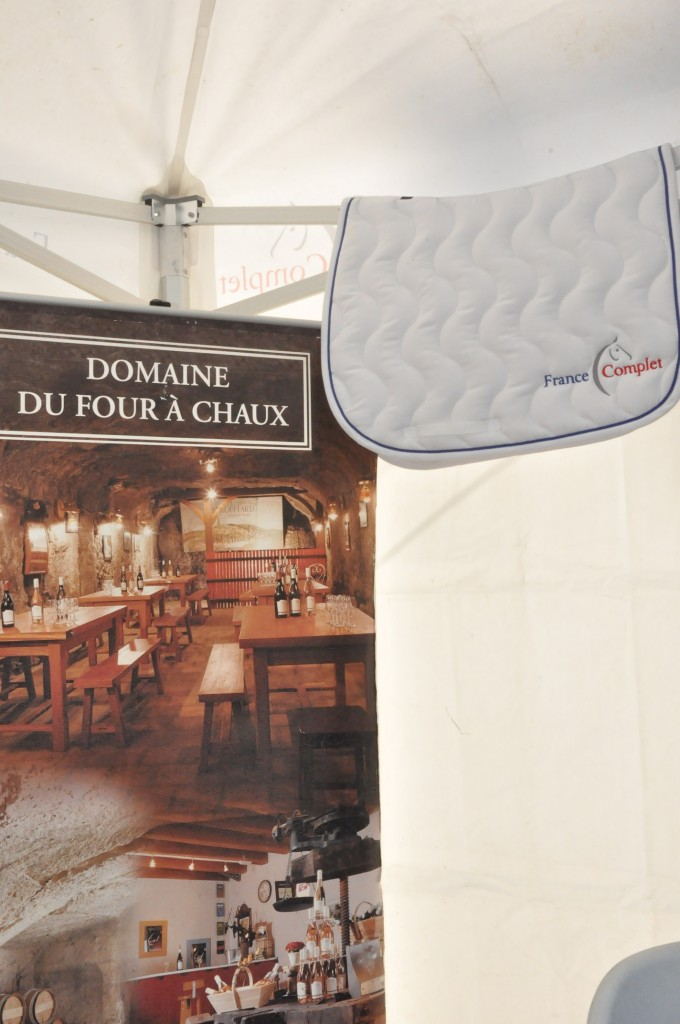Le Coteaux du Vendômois s'invite au Pin