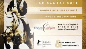 Le Cross Indoor de Saumur, un événement à ne pas manquer !