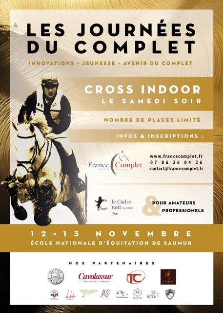 Affiche cross indoor BD