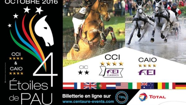 CCI4* de Pau : J-10 !