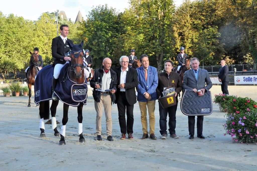 CESTUY LA DE L'ESQUE : Champion des 4 ans
