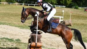 Saumur : déjà 2 victoires pour Tom Carlile
