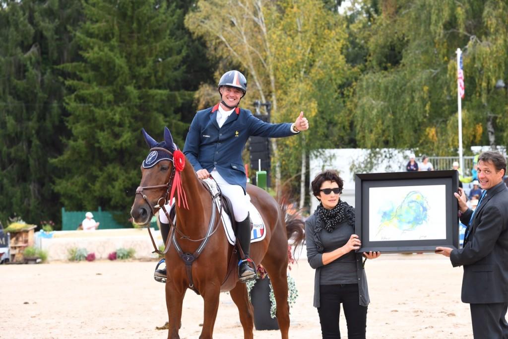 Karim Laghouag cherche des chevaux de Complet !