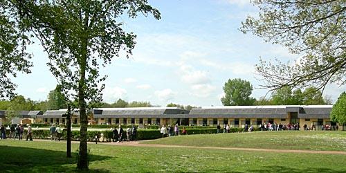 Journée portes ouvertes de l'Ecole nationale d'équitation