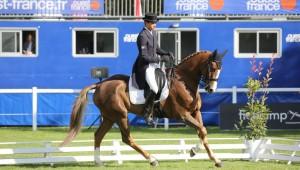 Mondial du Lion J1 : 4 Français dans le top 10 des 7 ans