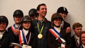 Tartas : Les premiers Champions de France sont…