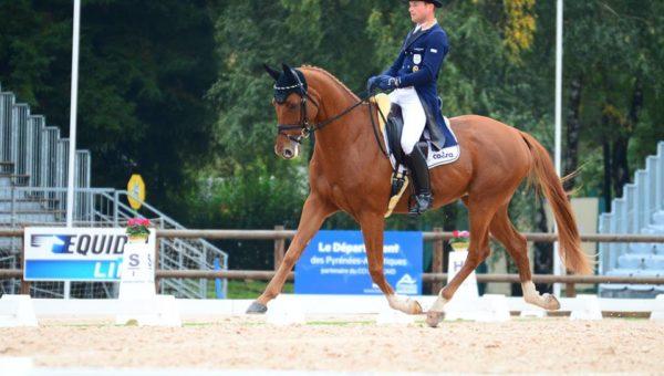 Pau J3 : Jung toujours, mais changement de cheval !